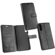 OZBO PU Tasche Diary Business schwarz komp. mit Samsung Galaxy A7 (2018)