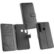 OZBO PU Tasche Diary Business schwarz komp. mit Samsung Galaxy A9 (2018)