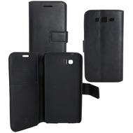 OZBO PU Tasche Diary Business - schwarz - für Samsung Galaxy Grand Neo