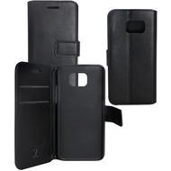 OZBO PU Tasche Diary Business - schwarz - für Samsung Galaxy S6