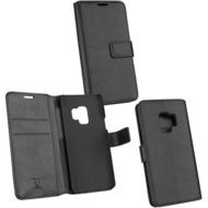 Fontastic OZBO PU Tasche Diary Business schwarz komp. mit Samsung Galaxy S9