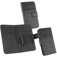 OZBO PU Tasche Diary Hola 2XL - schwarz - Universal 142x72x10