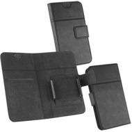 OZBO PU Tasche Diary Hola 3XL - schwarz - Universal 153x78x9