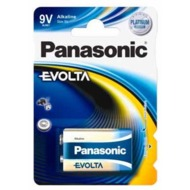 Panasonic 6LR61EGE/ 1BP Evolta,