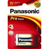 Panasonic 9v, Pro Power,