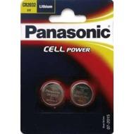 Panasonic CR-2032L/ 2BP 2er Blister, 3v
