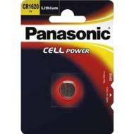 Panasonic CR1620 Lithium, Blister, 3v