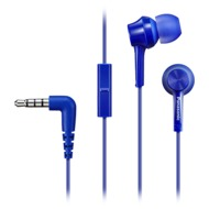 Panasonic In-Ear-Headset, blau