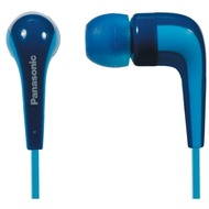 Panasonic In-Ear Stereo Kopfh�rer Step Up RP-HJE140, blau-blau