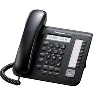 Panasonic IP Systemendgerät KX-NT551NE-B schwarz