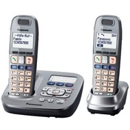 Panasonic KX-TG6592GM Duo, graphit