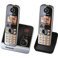 Panasonic KX-TG6722GB, schwarz