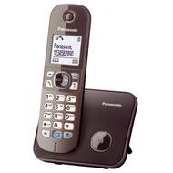 Panasonic KX-TG6811GA, mocca braun