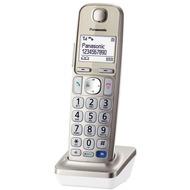 Panasonic KX-TGEA20, champagner, opt. Mobilteil für KX-TGE210/ 220/ 222
