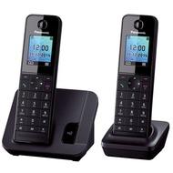 Panasonic KX-TGH212, schwarz