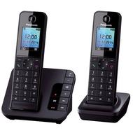 Panasonic KX-TGH222, schwarz