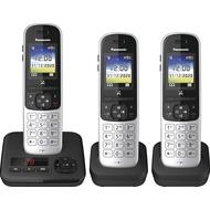 Panasonic KX-TGH723, schwarz