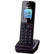 Panasonic KX-TGHA20, schwarz, opt. Mobilteil für KX-TGH220/ 210 inkl. Ladeschale