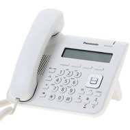 Panasonic KX-UT123NE SIP-VoIP Telefon, weiß