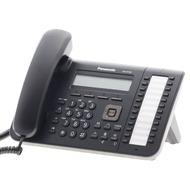 Panasonic KX-UT133NE-B SIP-VoIP Telefon, schwarz