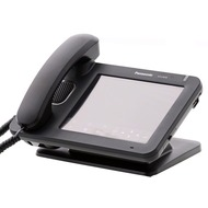 Panasonic KX-UT670NE SIP-VoIP Telefon, schwarz