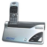 Panasonic KX-TCD 706 ISDN-DECT, silber