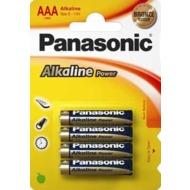 Panasonic LR03APB/ 4BP (AAA) Alkaline Power 4er Blister,