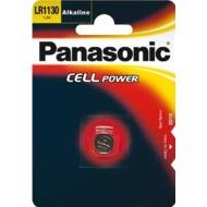 Panasonic LR1130 Alkali, Blister, 1,5v