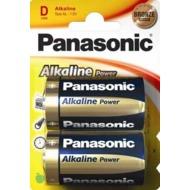 Panasonic LR20APB/ 2BP (D) Alkaline Power 2er Blister,