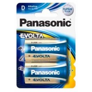 Panasonic LR20EGE/ 2BP Evolta 2er Blister,
