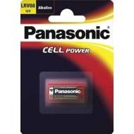 Panasonic LRV08L/ 1BE Alkali, Blister, 12v