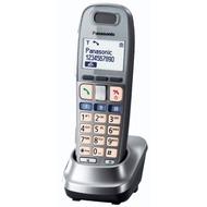 Panasonic Mobilteil für KX-TG6591 /  TG6571 inkl. Ladeschale, graphit