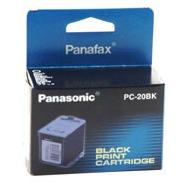 Panasonic Tintenpatrone PC-20BK, schwarz zu UF-E1