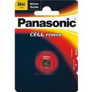 Panasonic SR-44L/ 1BP Silberoxid, Blister, 1,55v