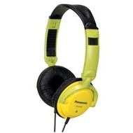 Panasonic Street Style Stereo Kopfhörer RP-DJS200 (klappbar), gelb