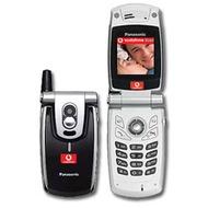 Panasonic X400 Vodafone live