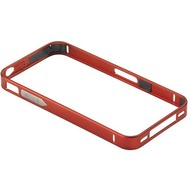 PanzerGlass Aluminium Frame für iPhone 5/ 5S/ SE, Dark Red
