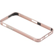PanzerGlass Aluminium Frame für iPhone 5/ 5S/ SE, Rose Red