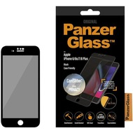PanzerGlass Apple iPhone 6/ 6s/ 7/ 8 Plus Casefriendly Privacy CamSlider Black
