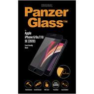 "PanzerGlass Apple iPhone 6/ 7/ 8/ 4.7"" 2020 Case Friendly, Black"