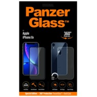 PanzerGlass Apple iPhone 11 /  XR, Black with PG case