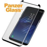 PanzerGlass Case Friendly black, Galaxy S8+
