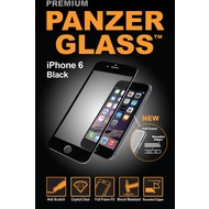PanzerGlass Display Schutz Premium für iPhone 6 black