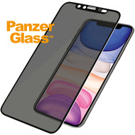 PanzerGlass Edge-to-Edge Privacy CamSlider for iPhone 11 black