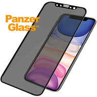 PanzerGlass Edge-to-Edge Privacy for iPhone 11 black