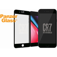 PanzerGlass Edge to Edge CR7 for iPhone 6/ 6S/ 7/ 8 Jet Black
