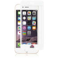 Panzer Full-Fit Tempered Glass Displayschutz - Apple iPhone 6/ 6S - weiß
