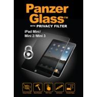 PanzerGlass Displayschutz für iPad mini /  mini 2 /  mini 3 Privacy