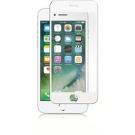 Panzer Full-Fit 2,5D Tempered Glass Displayschutz - Apple iPhone 7 /  6s PLUS - weiß