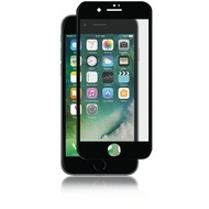 Panzer Full-Fit 2,5D Tempered Glass Displayschutz - Apple iPhone 7 /  6s - schwarz